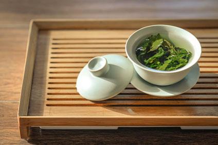 วิธีชงชาเขียว